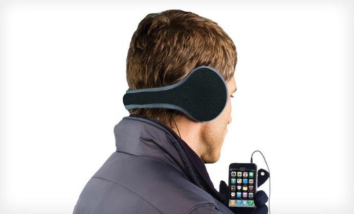 Headphone Ear Warmers techgyo for winters