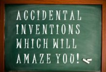 5 Accidental InventioN