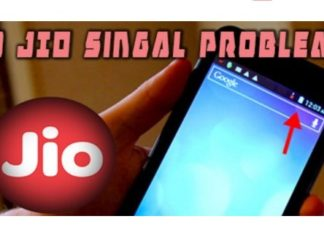 Reliance Jio Signal Issues