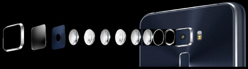 Asus Zenfone 3 - Camera