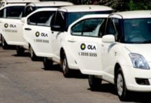 Book an Ola or Uber with Google Search App