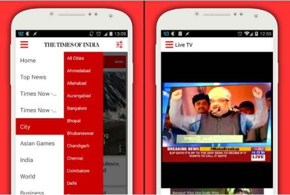 Times Of India - Food, Events and Information