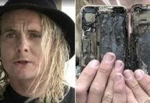 After Galaxy Note 7, Now iPhone 7 Explodes and Destroys a Car