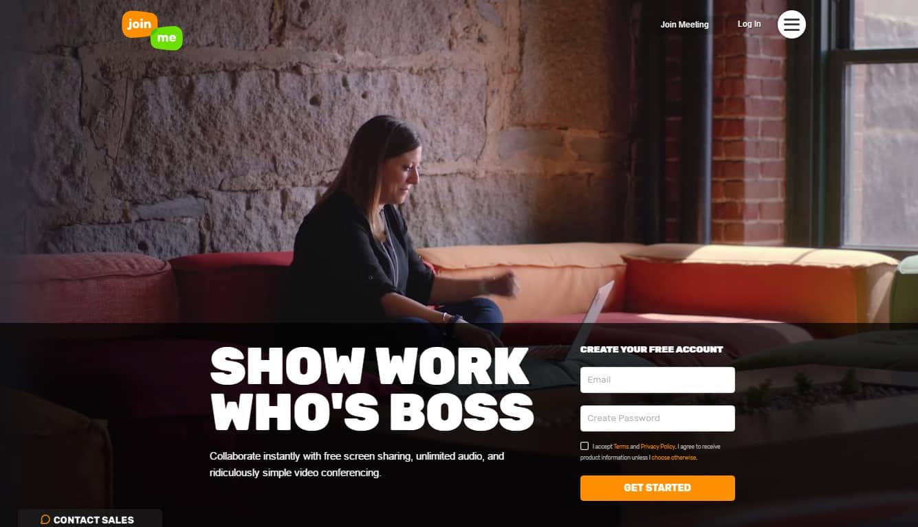 Boost Your Productivity With Join.me