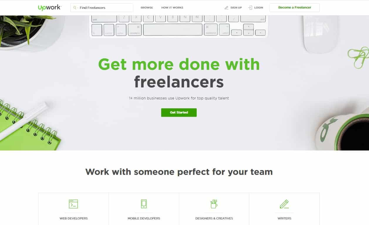 Boost Your Productivity With Upwork