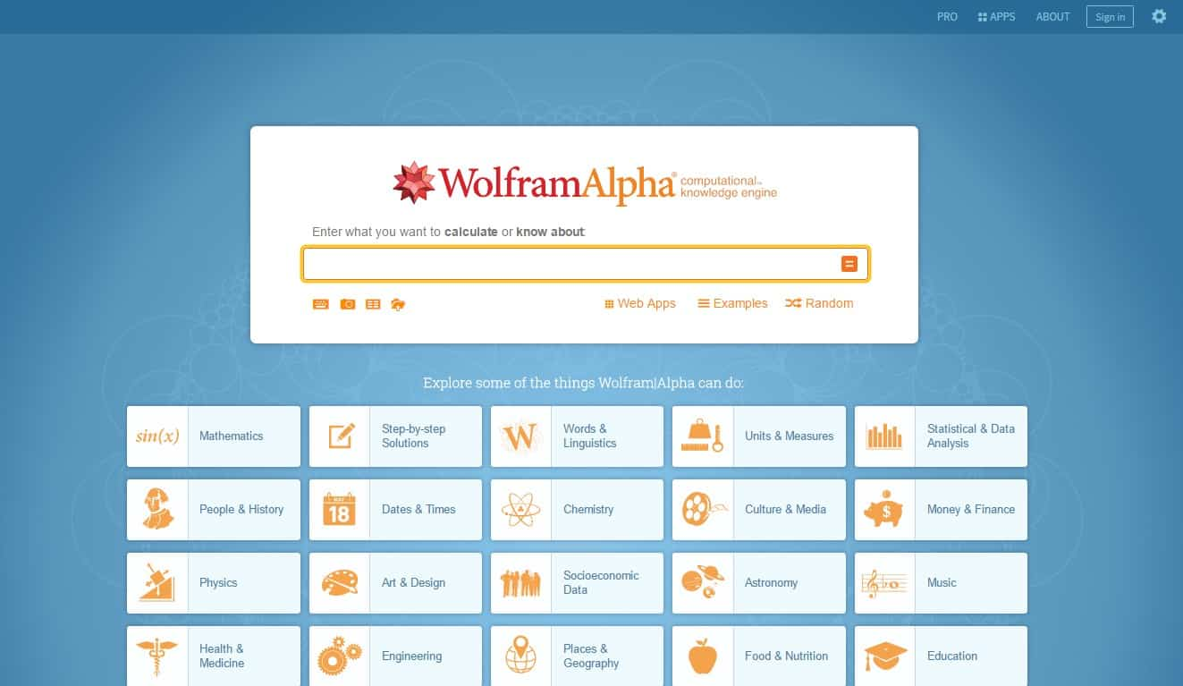Boost Your Productivity WithWolfram Alpha