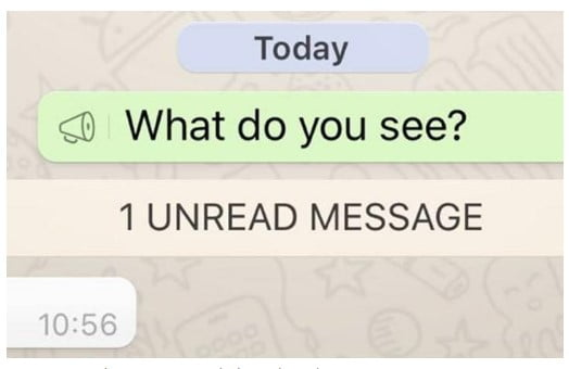 Send the same message to multiple people without them knowing