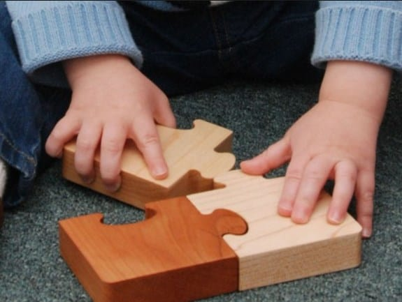 jigsaw puzzle that help children cognitive development