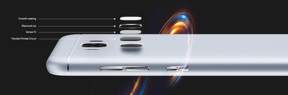 Asus Zenfone 3 Max - Fingerprint Sensor