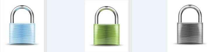 Other padlock protections for Wikipedia Articles