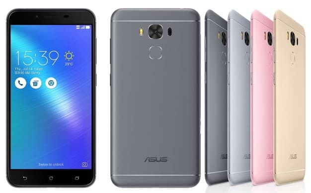 Asus Zenfone 3 Max - How the Phone Looks