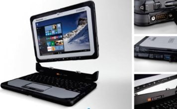 rugged laptop for workplace