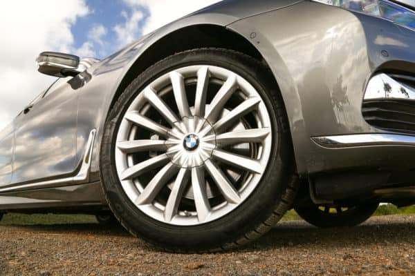 BMW from Keyless Entry Hacking