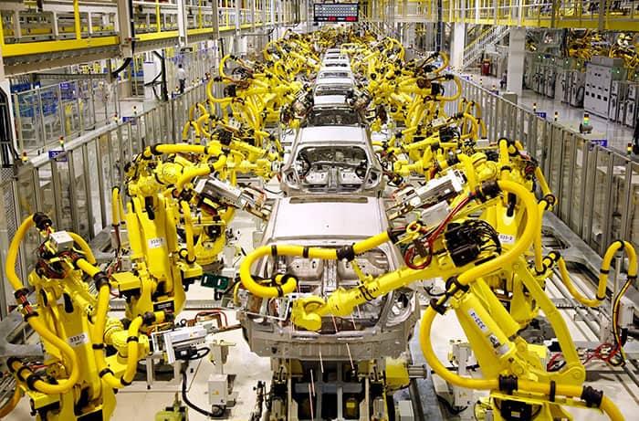 robots as service