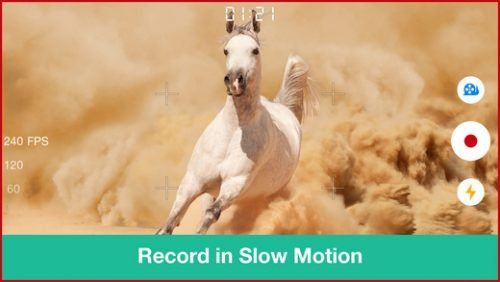 Top 12 Slow Motion Video Apps for iPhone and Android 2