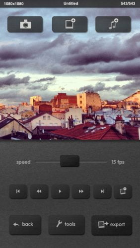 Top 12 Slow Motion Video Apps for iPhone and Android 3