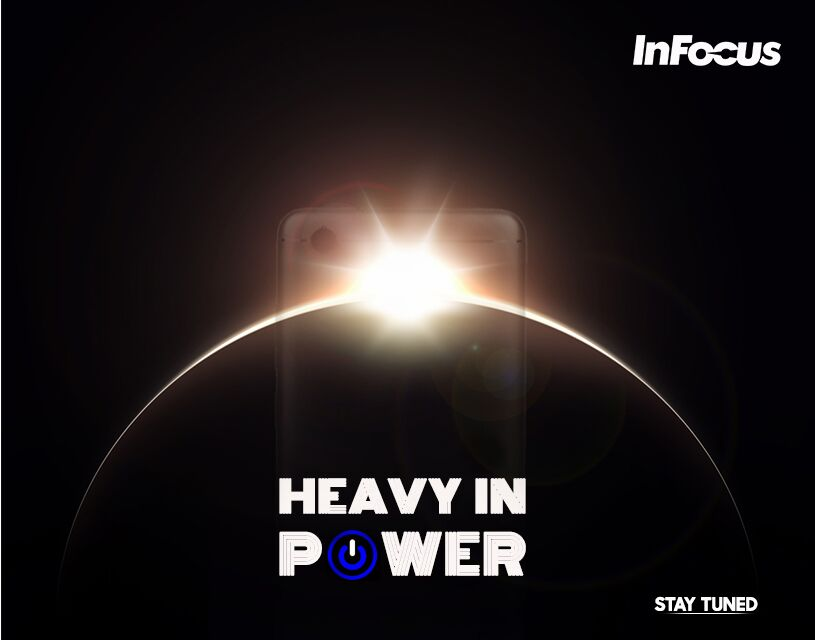 infocus turbo5 heavy in power