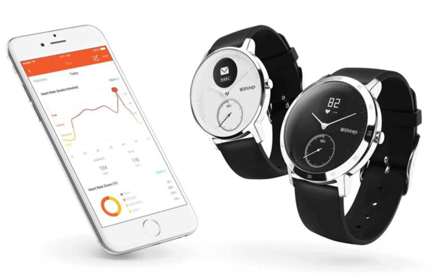 Withings Steel HR health gadget