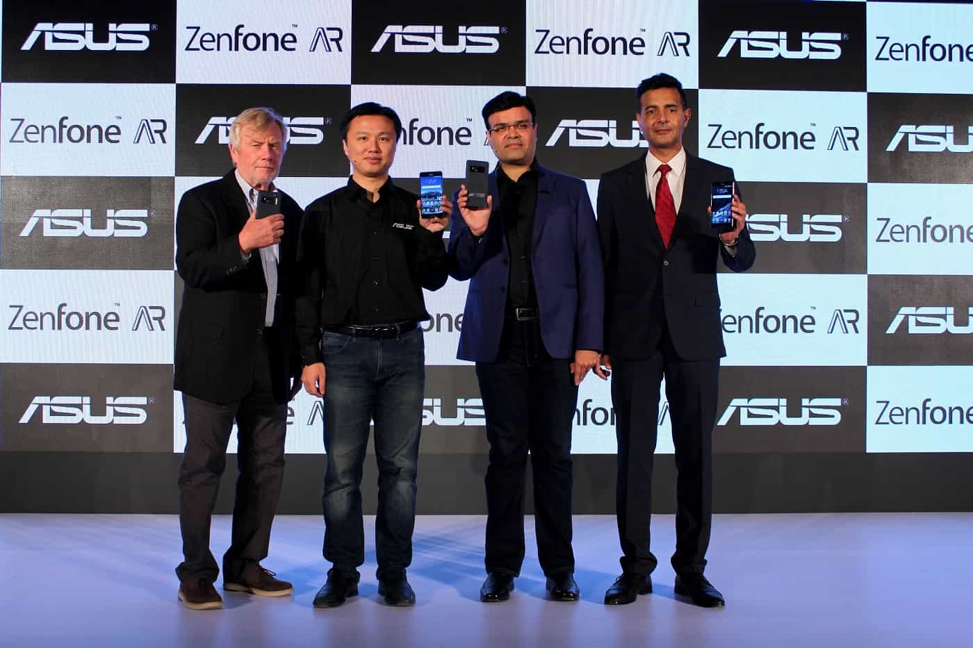 Asus ZenFone AR Launched - World's first Tango & Daydream Ready Smartphone 2