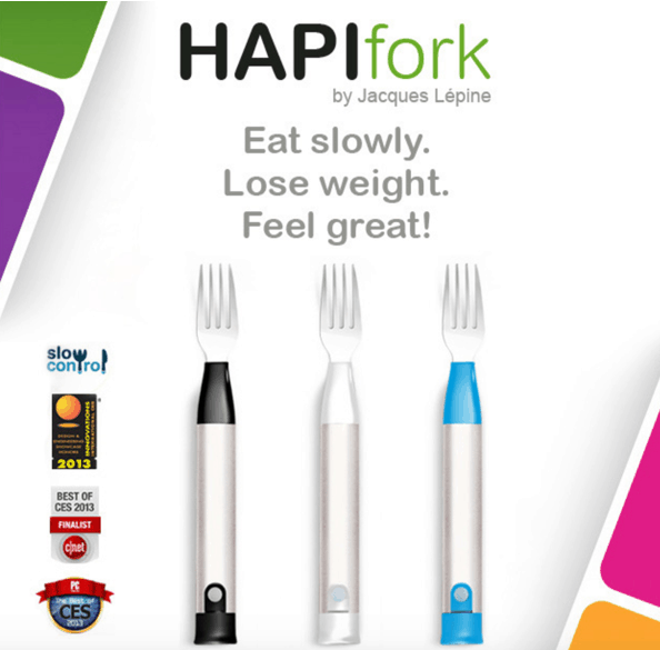 health gadget haptifork