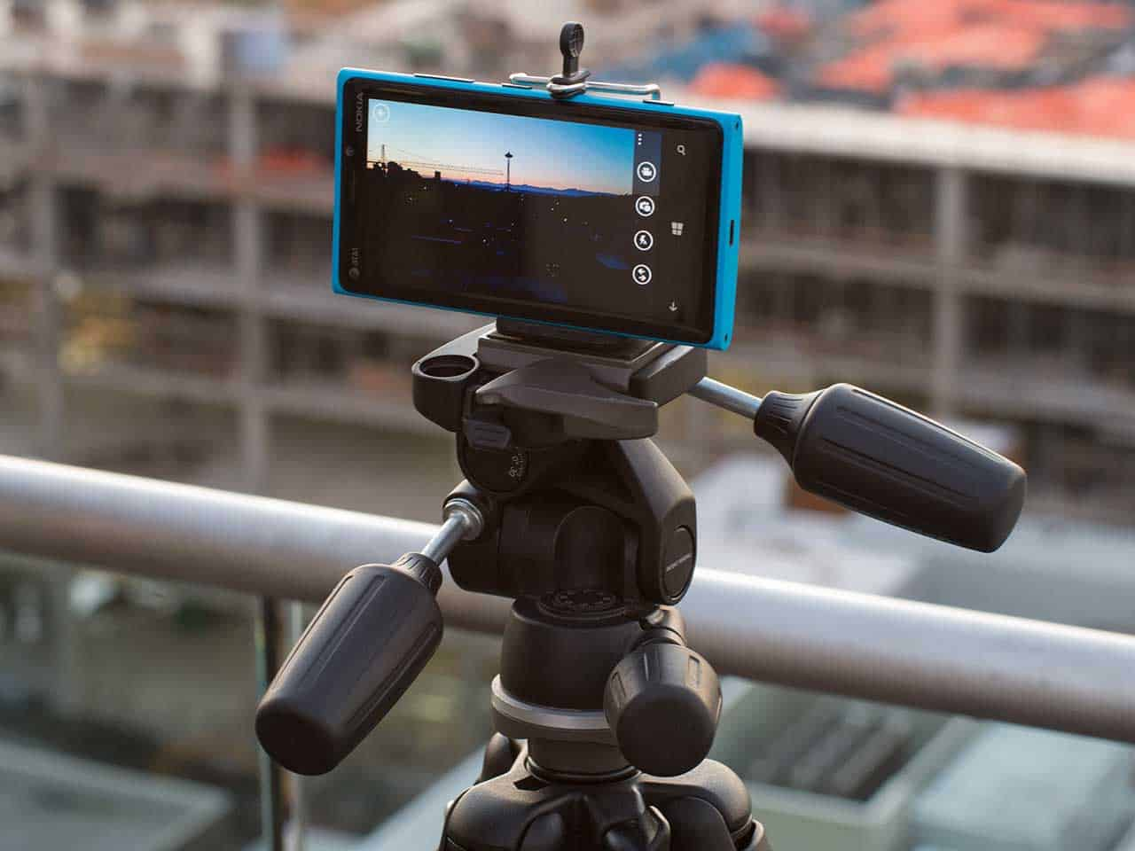 smartphone tripod mounts