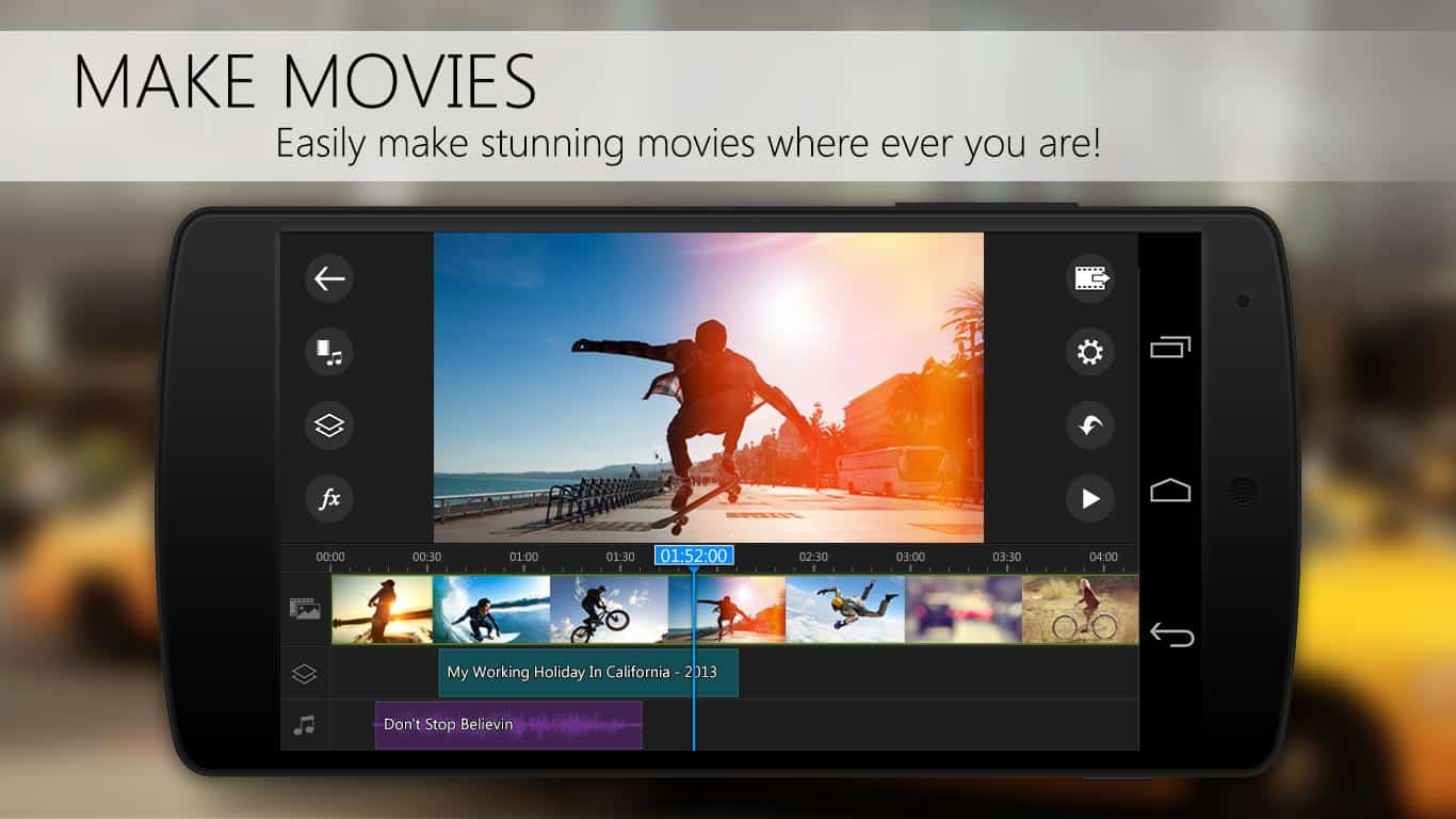 Top 10 Best Video Editing Apps for Android - Create, Edit and Share 2