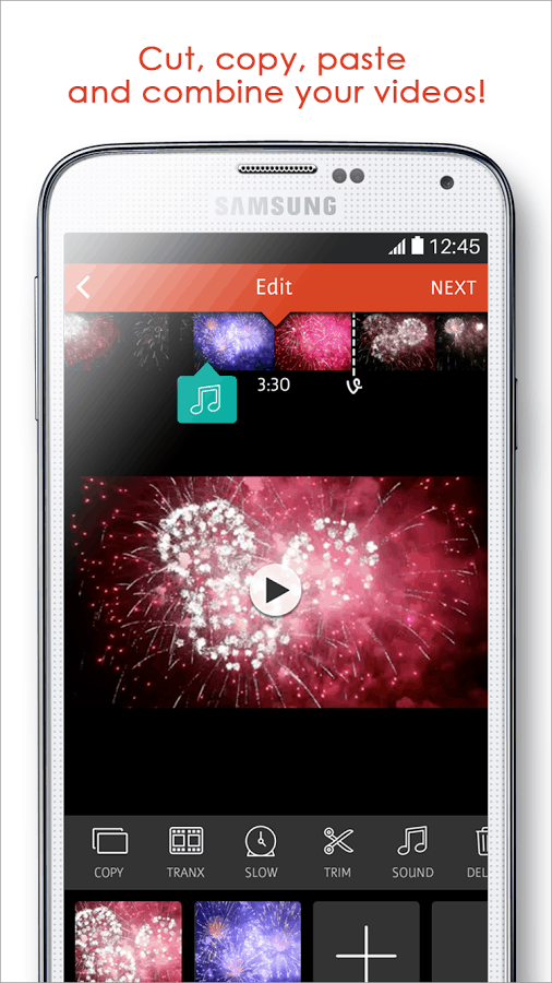 Top 10 Best Video Editing Apps for Android - Create, Edit and Share 4