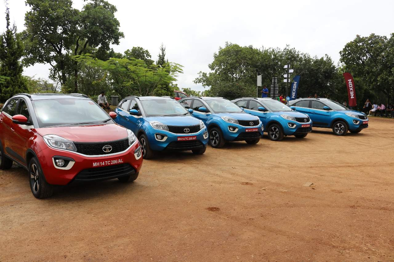 Tata Nexon Test Drive Review - A Compact SUV For The Millennials 1