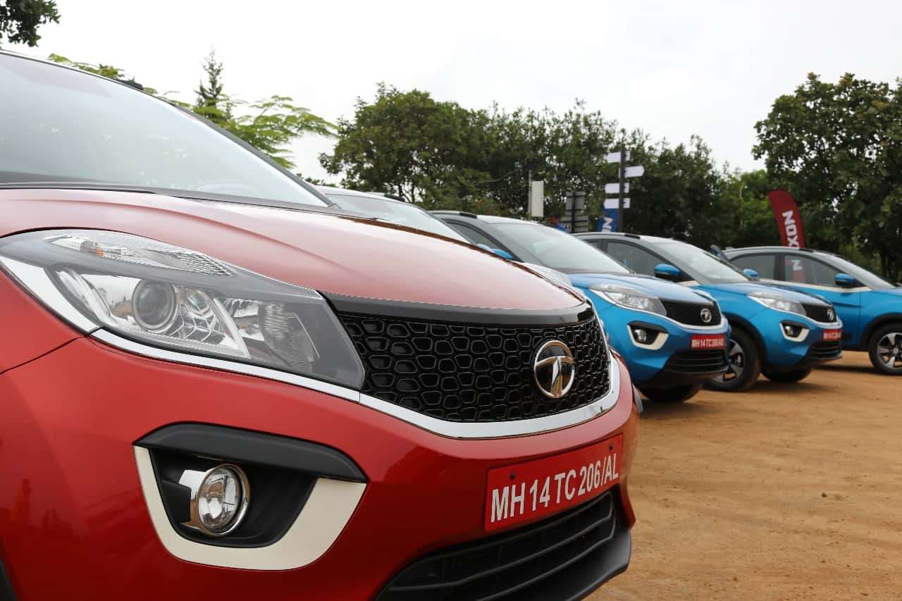 Tata Nexon Test Drive Review - A Compact SUV For The Millennials 5