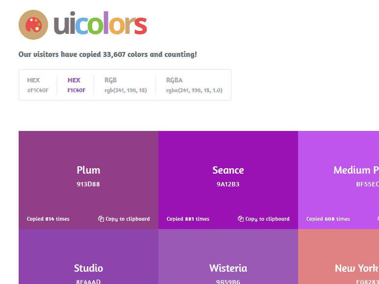 Top 12 Best Color Picker Tools – Choose the Right Color 9