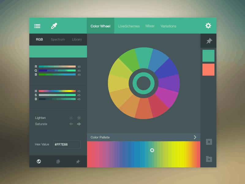 color picker tools