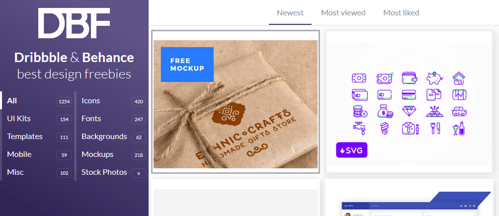 Top 12 Sites to Get High Quality Free Design Templates 2