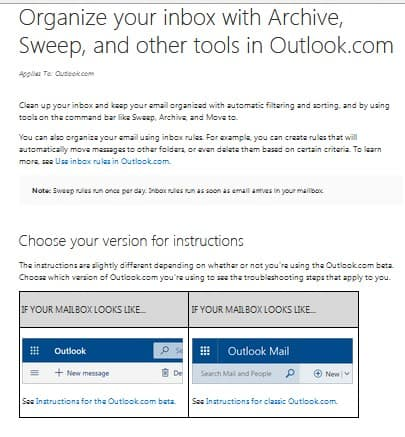 Unfolding 7 hidden Microsoft Outlook tricks Just for You 4