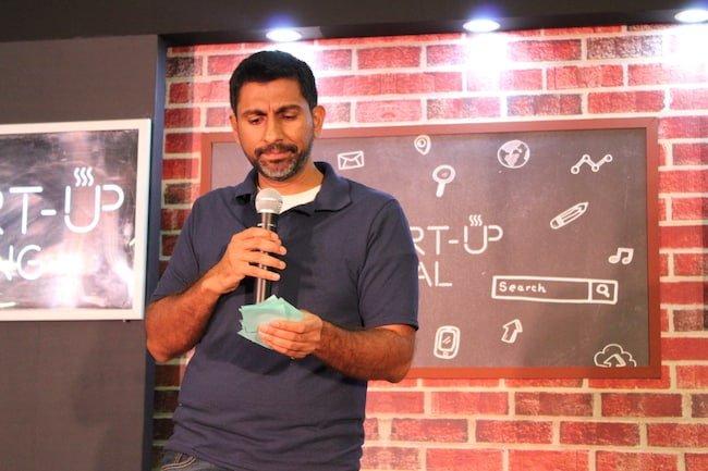 divrt ceo at axis startup social