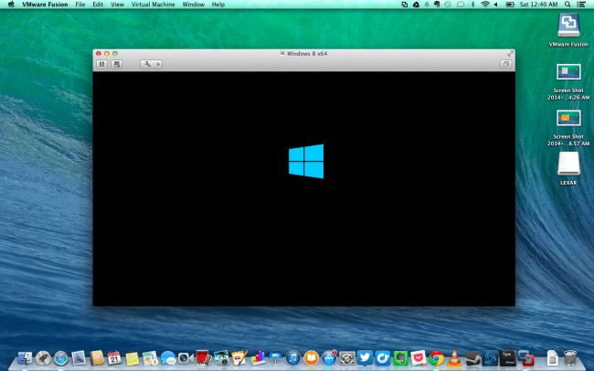 run windows on mac