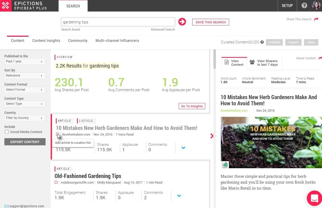 10 Ways To Find Trending Content On The Internet 7