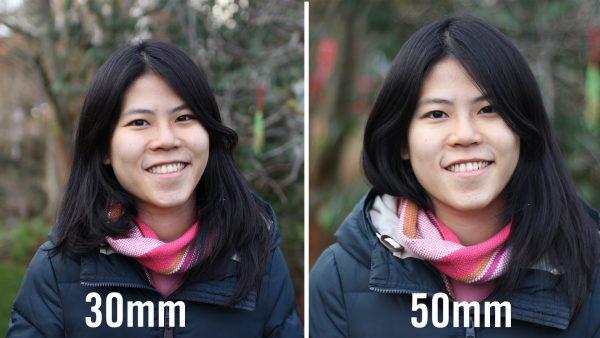 GadgetNote_30mm vs 50mm