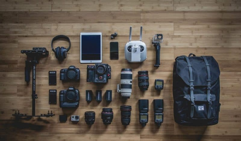 20 Camera Accessories Completing a Photographer's Kit 1