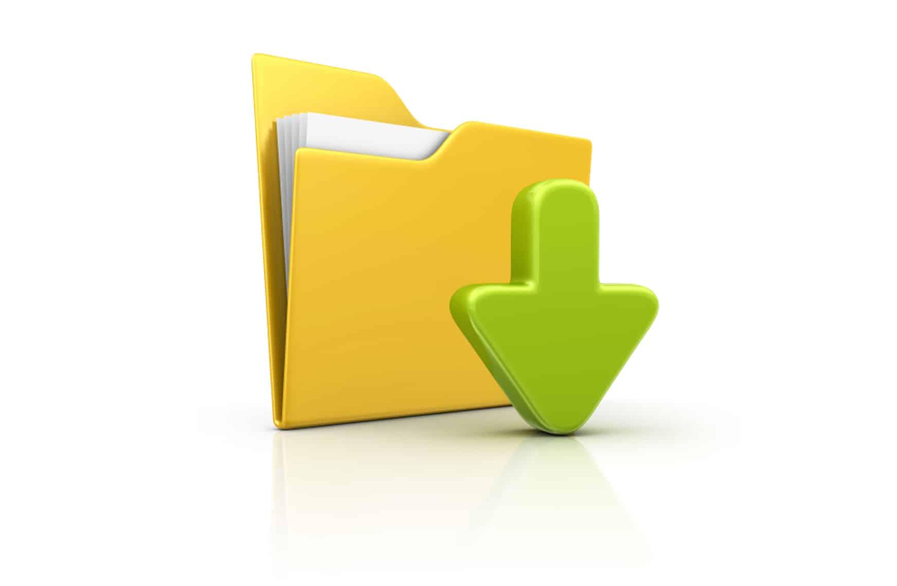 TECHGYO_Manage your data downloads