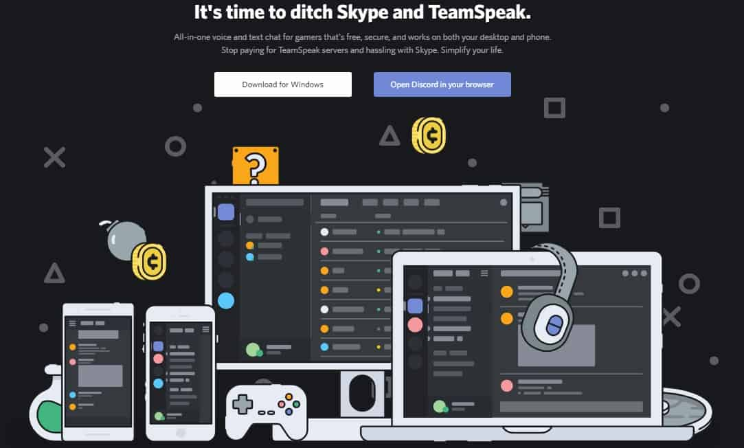TechGYO_ Social Networking Site_ Discord
