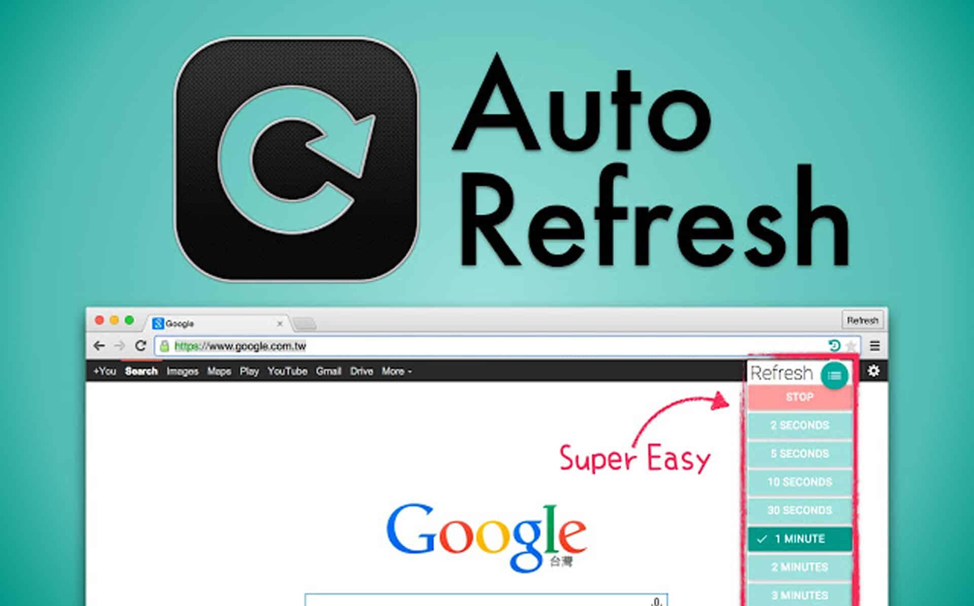 TECHGYO_ Auto refresh should be kept off