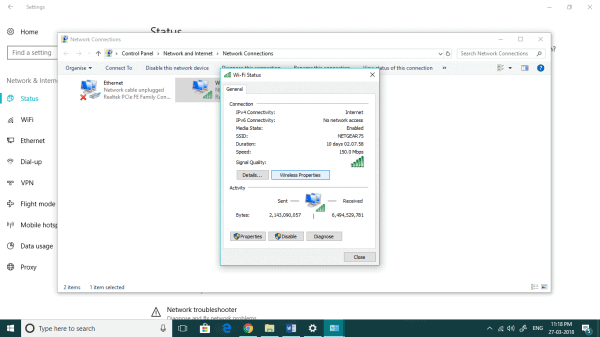 Answered: How to find wifi password on Windows 10 7