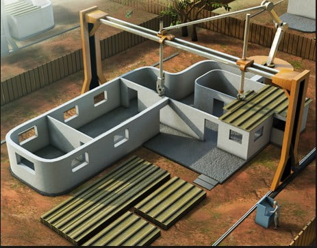 This Company Built a Concrete 3D Printed Homes in just 24 hours 1