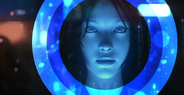 cortana voice assistant