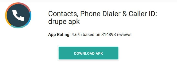 7 Best Android dialers that you should try out 6