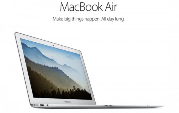 apple macbook air price cut
