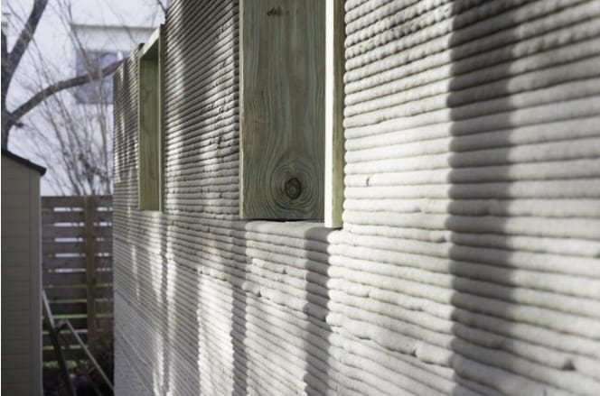 This Company Built a Concrete 3D Printed Homes in just 24 hours 2