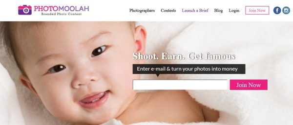 Top 12 most profitable places to sell your photos online 5
