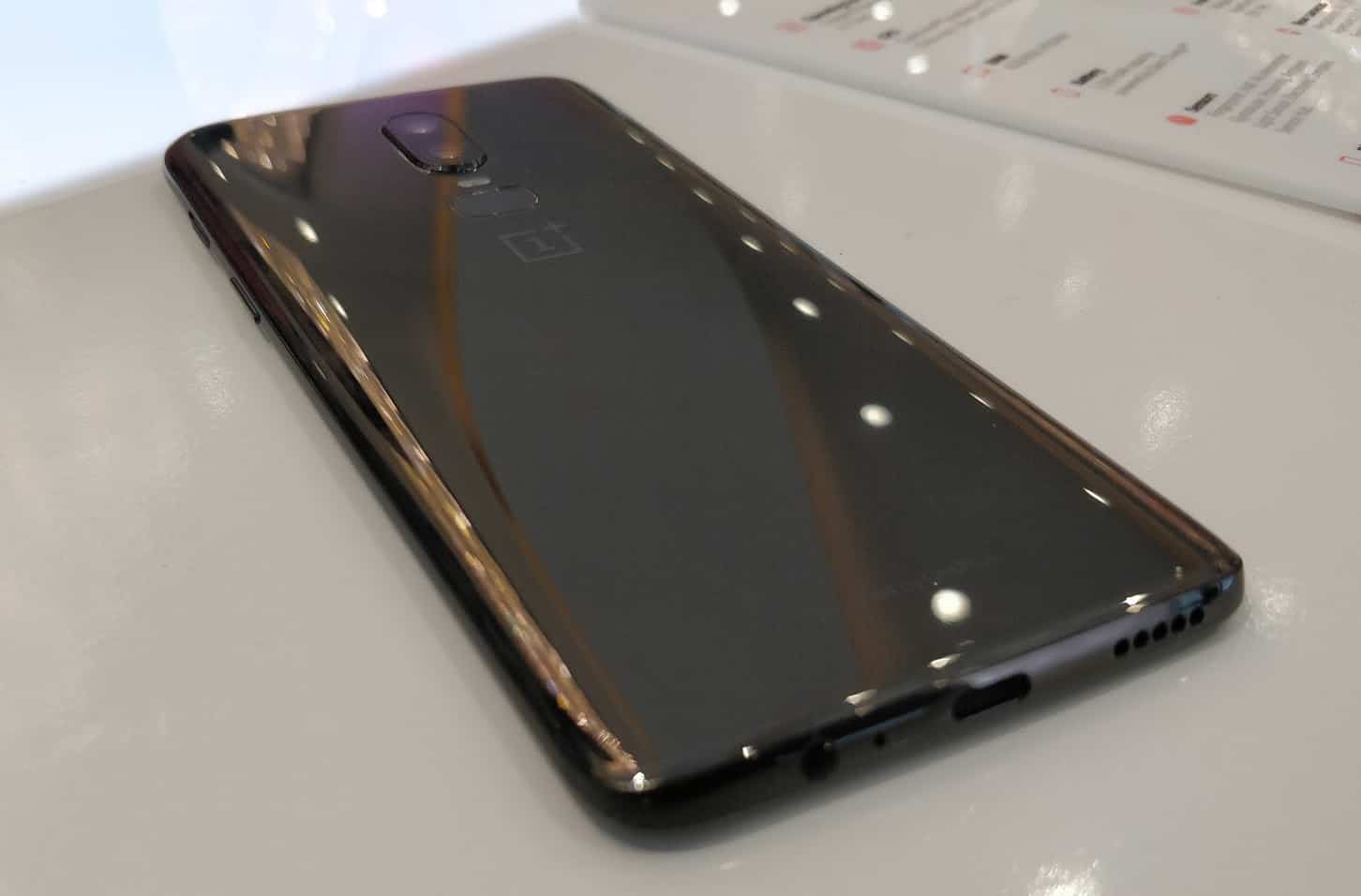 oneplus 6 black phone review