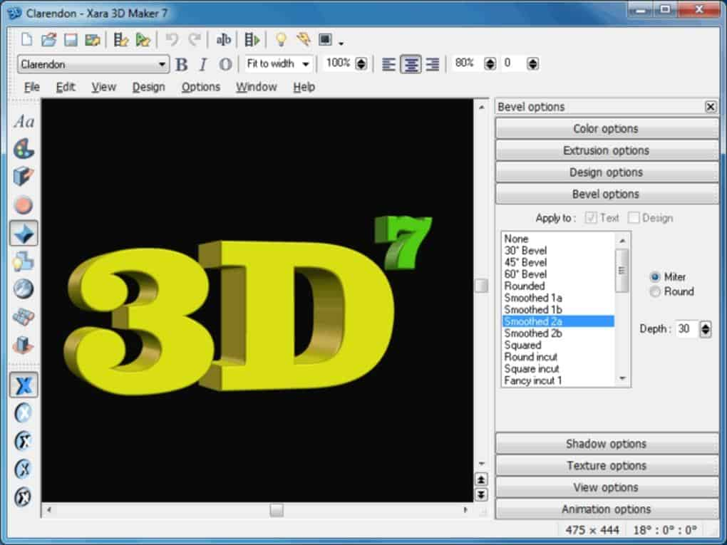 Image result for Xara 3D Maker